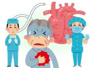 熱中症の症状で胸の痛みや胸が苦しい時の原因と対処法!過 ...