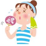 熱中症の初期症状と対処法!頭痛や扁桃腺や首が痛いときは?