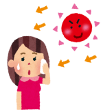 日焼け後の顔の症状と対処の仕方!腫れる原因もチェック!