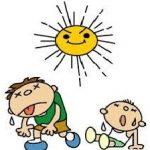 熱中症で嘔吐のときの対処の仕方と注意点!子供の処置のときも!