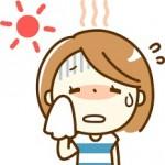 夏バテによるめまいの原因と対策!ふらつきや吐き気に要注意!