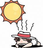 熱中症で体温低下や寒気があるときの処置の仕方や熱の注意点!