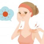 日焼けの赤みの治し方や消すときの注意点!原因と対策も解説!