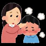 幼児の夏風邪への対処法!高熱が長引く時や発疹や嘔吐や下痢など