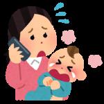 突発性発疹の症状で咳や鼻水がある時の対処法と注意点!
