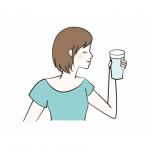 脱水症状の予防に効く飲み物のおすすめと作り方!麦茶の効果も!
