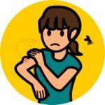 虫刺されの跡の種類と消す薬!早く治すには皮膚科に行くべき?