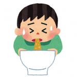幼児の胃腸炎の原因や症状と食事の注意点!嘔吐のみの時もある?