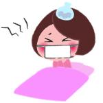 気管支炎で熱が下がらない原因と対処法!微熱が続く時についても