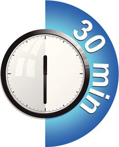 timer 30 minutes