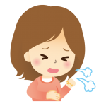 インフルエンザで長引く微熱や咳への対処法!原因もチェック!