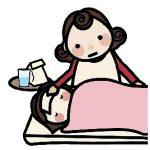 インフルエンザの濃厚接触者の定義と出勤などへの対応の仕方!