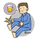 痛風の前兆となる症状や期間と対策のポイント!しびれに注意!