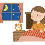 不安で眠れない時に考えられる病気!症状と対処法をチェック!