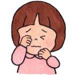 風邪の目やにや充血の原因と対処法(子供と大人)目薬の注意点も