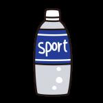 風邪で喉が乾く時の水分の摂り方!ポカリとアクエリアスの違いも