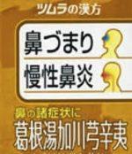 副鼻腔炎への漢方の効果と市販でツムラ等のオススメ!完治する?